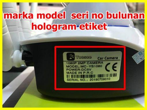 marka  model  bulunan  yoosee etiket